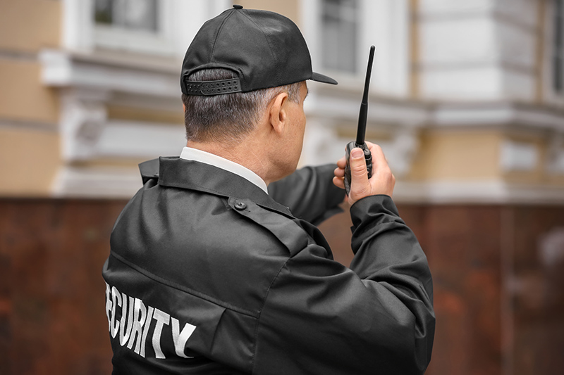 How To Be A Security Guard Uk in Leicester Leicestershire